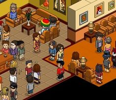 Teen-oriented social networking site Habbo has become a destination for pedophiles looking to groom child victims, according to an exposé from the U.K.'s Channel 4.