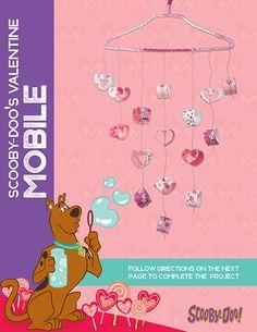 #ScoobyDoo #ValentinesDay #DIY