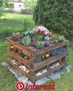 Raised bed with flower bed - Simply Ga - garden plant ideas-Hochbeet mit Blumenbeet – Simply Ga – Garten Pflanzen Ideen Raised bed with flower bed – Simply Ga / bed -
