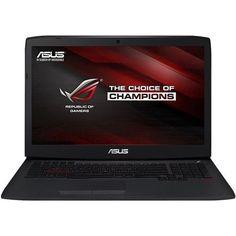 Asus ROG G751JMBHI7N27 17.3 GeForce GTX 860M, Core i7-4710HQ Gaming Laptop