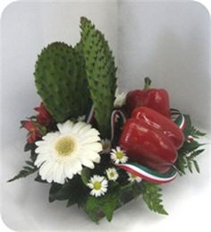 centro de mesa a la Mexicana