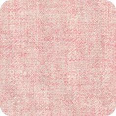 Mottled pink wool flannel, 50% wool 50% polyester
