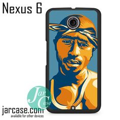 Tupac Obey Style Phone case for Nexus 4/5/6