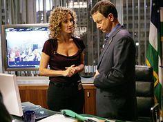 Companheiros de trabalho e grandes amigos; saiba mais sobre a parceria entre Mac Taylor e Stella Bonasera de CSI: NY http://r7.com/aYiD