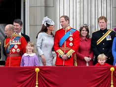 Kate Middleton Photos - The British Royals celebrate the birthday Queen Elizabeth II with the annual Trooping of the Colour military parade. - The Trooping The Colour 2012 Prince William Family, Prince William And Catherine, Princess Kate, Princess Charlotte, Duchess Of Cornwall, Duchess Of Cambridge, Trooping Of The Colour, Royal Family Pictures, And So It Begins