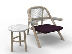 Comprising of simple wooden components that gloriously coalesce to form a whole exclusive seating mechanism, the conception was created by German designer Sebastian Herkner for Very Wood (Gervasoni group) for Salone del Mobile Wood Chair Design, Furniture Design, Dark Furniture, Luxury Furniture, Sebastian Herkner, Folding Chair, Dining Chairs, Conception, Rustic Charm