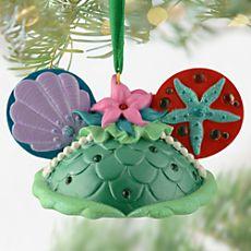 Ariel The Little Mermaid Ear Hat Ornament (as of 7/7/2015)