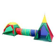 Alege cortul cu tunel Eagle-Indian, special pentru copilul tau, acum la un pret promotional de: 245 RON ! Copilul va adora sa se joace si sa se ascunda in tunel si se va distra de minune. Comanda online! #magazinulmamicilor #tunel #indian  http://goo.gl/0eKuLP