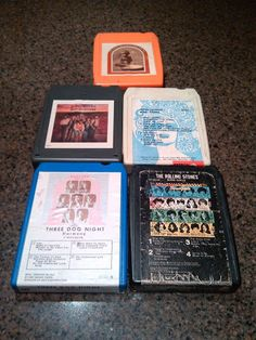 Three Dog Night, The Rolling Stones, The Charlie Daniels Band - 8 track tapes $10.99 Now for sale on Ebay http://www.ebay.com/itm/272113998607?ssPageName=STRK:MESELX:IT&_trksid=p3984.m1586.l2649 #January #FourWordsToLiveBy #MakeLifeBetterInAWord #music #ColdCallingIsLike #bestoftheday #save #follow4follow #today #Awesome #google #googlenow