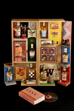 The Macallan and Sir Peter Blake celebrate eight decades (Limited Edition Box) - Whiskyglas Whisky-Blog