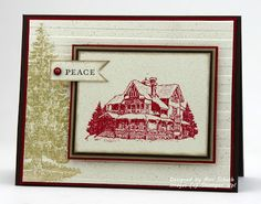 The Stampin' Schach: Good-by, Christmas Lodge, Muffy Passes, and Tyler Wins!