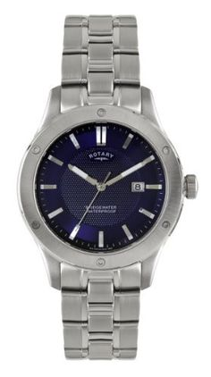 af9b95181cca Rotary Men s Watch XL Analogue Quartz Stainless Steel GB02740   05