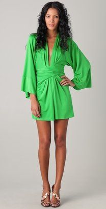 Like this, but it may look too much like a robe to wear in public.