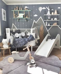 Click in the image to find more kids bedroom inspirations with Circu Magical Furniture! Be amazed with Circu Magical furniture and their luxury design: CIRCU. Blue Bedroom Decor, Nursery Wall Decor, Baby Room Decor, Nursery Themes, Nursery Room, Boy Toddler Bedroom, Baby Bedroom, Baby Boy Rooms, Kids Bedroom