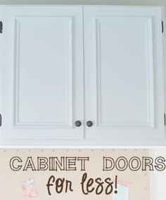 How To Make Your Own Cabinet Doors! Part 85