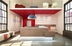 Reception Furniture | Los Angeles Office Furniture - Crest Office