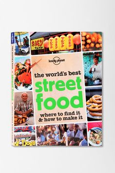 The World's Best Street Food By Lonely Planet