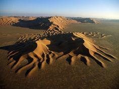 Rub al Khali, borders of Arabia Saoudite, Oman, Yemen and Emirates