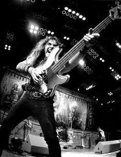 Steve Harris-Iron Maiden..........