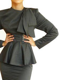 BRENDA jacket(skirt not included)