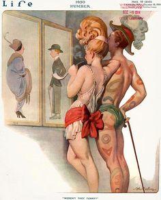1914 Life Magazine c