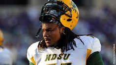 Driven official series trailer by All Def Digital, football player Billy Turner story Ndsu Bison Football, Home Team, Miami Dolphins, North Dakota, Broncos, Football Players, Nfl, Third, Pride
