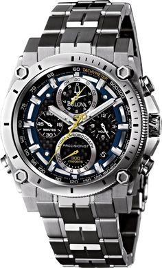 Bulova-Precisionist-Chronograph   um super relógio > http://www.webnuvemideias.blogspot.com.br