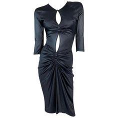 Vintage Corset, Lace Corset, Bustier Dress, Bodycon Dress, Roll Neck Dress, Runway Fashion, Fashion Outfits, Keyhole Dress, Vivienne Westwood Anglomania