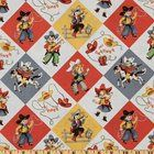 Michael Miller Yippee Cowboy Retro Fabric By The Yard