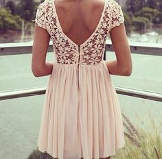 Pretty summer dress !