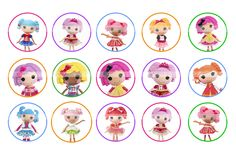 lalaloopsy party ideas - Google Search