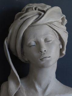 M P Deville-Chabrolle Sculptures