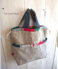 ba2c9ce77c589 Sommertaschen (Ideen und Muster) - HandMade