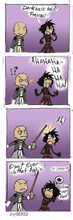 KH BBS Spoof: annoying by jojo56830
