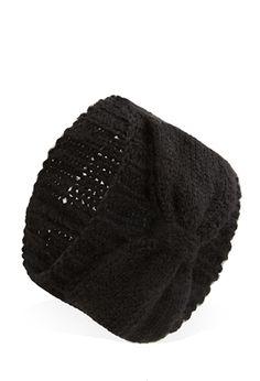 Knit Bow Headband   FOREVER21 - 1000119061