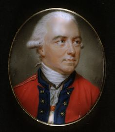 Sir Henry Clinton, Cornwallis' superior and former friend