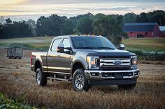All-new 2017 Ford F-Series Super Duty features an all-new, high-strength steel frame, segment-first, high-strength, military-grade, aluminum-alloy body, and stronger axles, springs and suspension to create the only Built Ford Tough heavy-duty truck lineup that that works as hard as Super Duty customers.