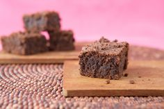 Gluten- free and sugar-free Sweet Potato Brownies cooked in the slow cooker - I Quit Sugar