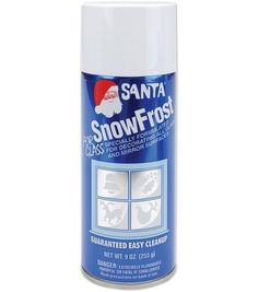 Snow Frost Aerosol Spray