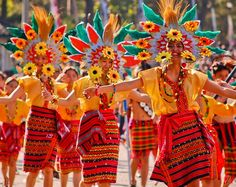 Panagbenga Festival (Blooming Flowers Festival) is a month-long (Feb. 1-Mar 8) annual flower festival occurring in Baguio City, the summer capital of the Philippines.