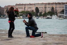 Venice wedding proposal