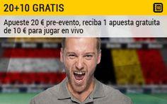el forero jrvm y todos los bonos de deportes: bwin apuesta 20 euros Portugal vs Gales apuesta gr...