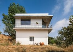 House over Warehouse by Miguel Marcelino (Torres Novas, Portugal) #architecture