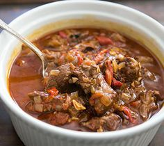 Oven Cooked Lamb Stew Recipe