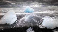 Jokulsarlon ice beach - Iceland - Travel photography by pixael Cool Landscapes, Beautiful Landscapes, More Pictures, Most Beautiful Pictures, Depth Of Field, Ansel Adams, Iceland Travel, Shutter Speed, Landscape Photographers