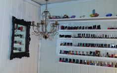 My little pice of heaven in my nailroom Photo Wall, Heaven, Frame, Home Decor, Picture Frame, Photograph, Sky, Decoration Home, Room Decor