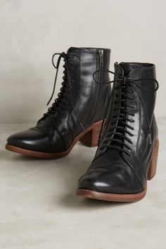 Kelsi Dagger Brooklyn Goodwin Ankle Boots run small, narrow $109 sale anthro