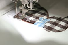 How to Applique with Brother machine