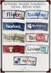 free social media icons - Extreme Grunge Garments Icons by ~colaja on deviantART #marketing