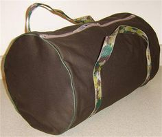 Free Patterns and Directions to Sew Bags, Totes & Purses